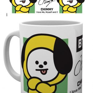 BTS Чаша BT21 Chimmy