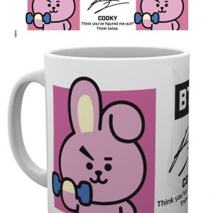 BTS Чаша BT21 Cooky