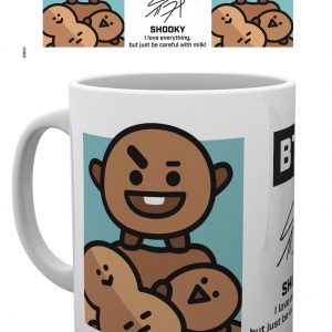 BTS Чаша BT21 Shooky