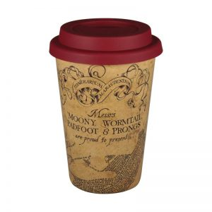 Чаша Harry Potter Travel Mug Marauders Map
