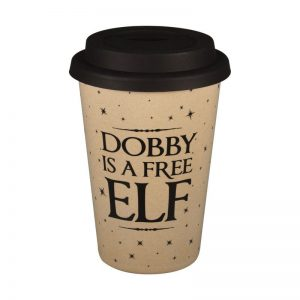 Чаша Harry Potter Travel Mug Dobby