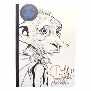 Тефтер Хари Потър Dobby Notebook A5 Harry Potter