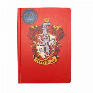 Тефтер Хари Потър Gryffindor A5 Harry Potter