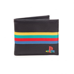 Портфейл Sony PlayStation Retro Logo