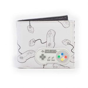 Портфейл Nintendo SNES Controller AOP