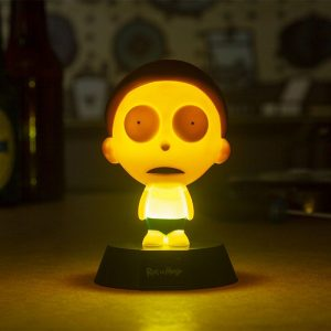 Лампа Rick and Morty 3D Icon Light Rick 10 cm