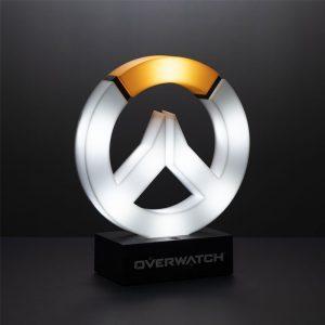 Голяма Лампа Overwatch Logo 25 cm