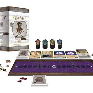 Harry Potter Настолна Игра с Карти Hogwarts Battle Defence Against The Dark Arts Deck-Building Card Game
