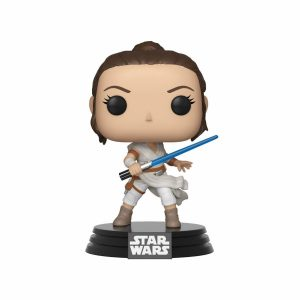 Funko POP! Фигурка Star Wars Episode IX - Rey 9 cm POP! Movies