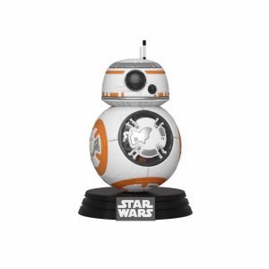 Funko POP! Фигурка Star Wars Episode IX - BB-8 9 cm POP! Movies