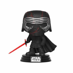 Funko POP! Фигурка Star Wars Episode IX - Kylo Ren Supreme Leader 9 cm POP! Movies