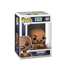 Funko POP! Фигурка BTS BT21 - Shooky 9 cm Line POP! Animation