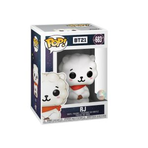 Funko POP! Фигурка BTS BT21 - RJ 9 cm Line POP! Animation