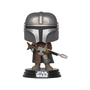Funko POP! Фигурка Star Wars The Mandalorian - The Mandalorian 9 cm POP! TV 326