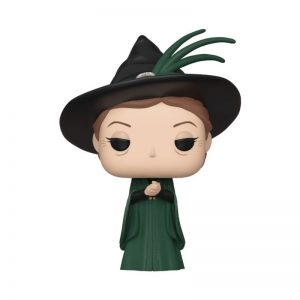 Funko POP! Фигурка Harry Potter - Minerva McGonagall (Yule) 9 cm POP! Movies