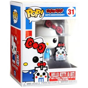 Funko POP! Фигурка Hello Kitty - Hello Kitty Anniversary 9 cm POP! Sanrio Vinyl