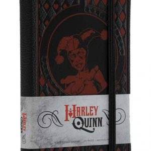 Джобен Тефтер DC Comics Harley Quinn Pocket Journal