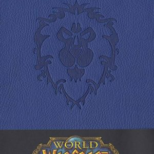 Тефтер World of Warcraft с Твърди Корици Alliance Hardcover Ruled Journal