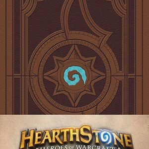 Тефтер Hearthstone: Heroes of Warcraft  с Твърди Корици Logo Hardcover Ruled Journal