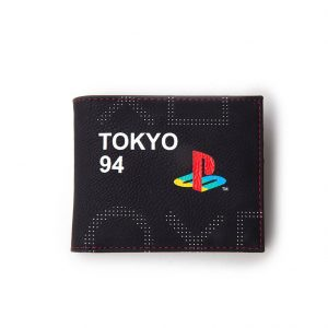 Портфейл Sony PlayStation Wallet Tech19