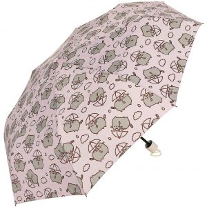 Чадър Pusheen Umbrella Rainy Day