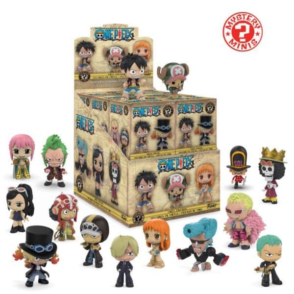 One Piece Mystery Mini Аниме Фигурка 5 cm 1бр.