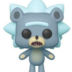 Funko POP! Фигурка Rick and Morty - Teddy Rick 9 cm Assortment POP! Animation