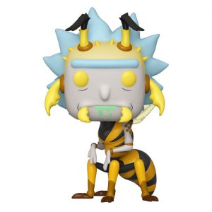 Funko POP! Фигурка Rick and Morty - Wasp Rick 9 cm POP! Animation