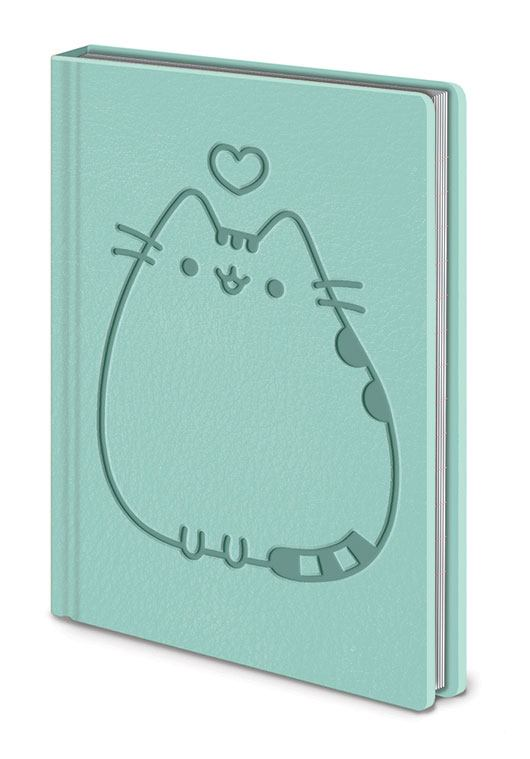 Джобен Тефтер Pusheen Premium Notebook A6