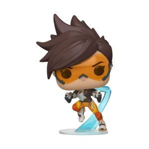 Funko POP! Фигурка Overwatch - Tracer 9 cm 2020 POP! Games
