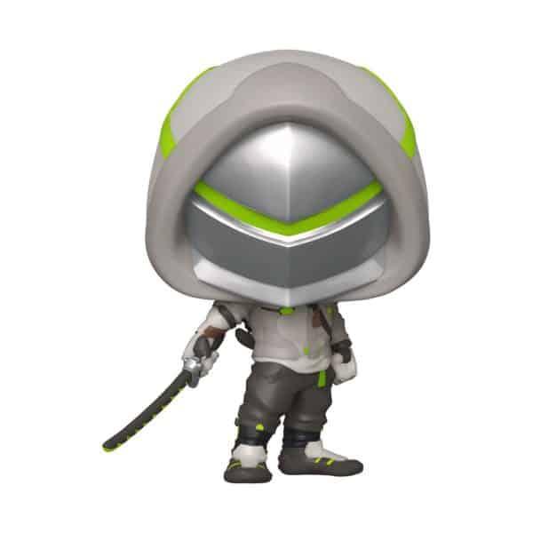 Funko POP! Фигурка Overwatch - Genji 9 cm 551 POP! Games