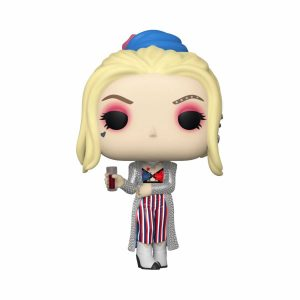 Funko POP! Фигурка Birds of Prey - Harley Quinn (Black Mask Club) 9 cm POP! Heroes