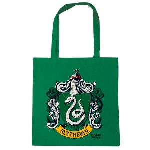 Чанта Harry Potter Tote Bag Slytherin