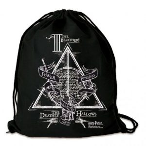 Чанта Мешка Harry Potter Gym Bag Three Brothers