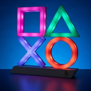 Голяма Лампа PlayStation Light Icons XL