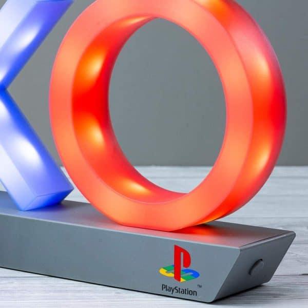 Голяма Лампа PlayStation Light Icons XL