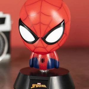 Лампа Marvel Spider-Man 3D Icon Light