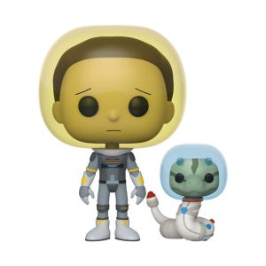 Funko POP! Фигурка Rick and Morty - Space Suit Morty 9 cm POP! Animation
