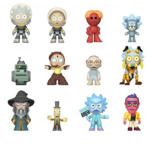 Rick and Morty Mystery Minis Фигурка 6 cm 1бр.
