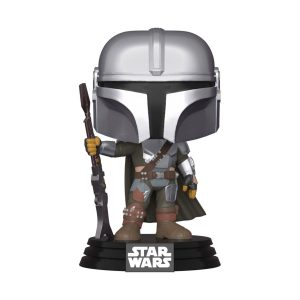 Funko POP! Фигурка Star Wars The Mandalorian - The Mandalorian 9 cm POP! TV