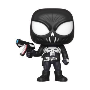 Funko POP! Фигурка Marvel Venom - Punisher 9 cm POP! Marvel