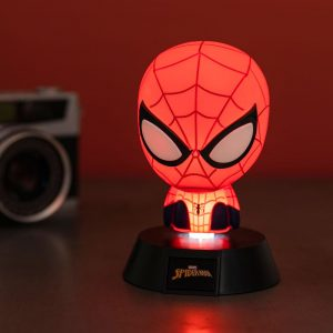 Лампа Iron Man Marvel 3D Icon Light