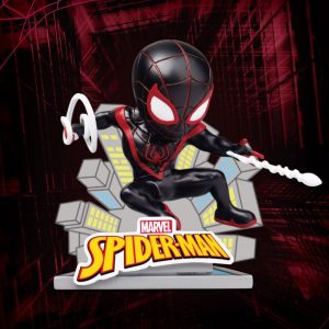 Колекционерска фигурка Marvel Comics Mini Egg Attack Spider-Man Miles Morales 8 cm