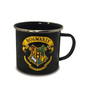 Емайлирано канче Harry Potter Enamel Mug Hogwarts Logo